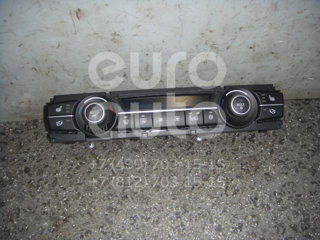 Блок управления климатической установкой для BMW X6 E71 2008-2014;X5 E70 2007-2013 - Фото №1