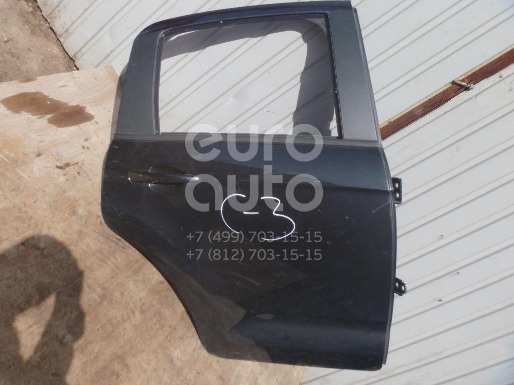 Дверь задняя правая для Citroen C3 2009-2016 - Фото №1