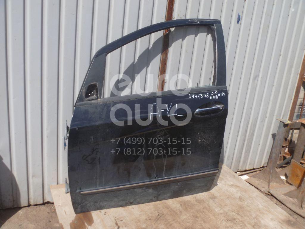 Дверь передняя левая для Mercedes Benz A140/160 W169 2004-2012 - Фото №1