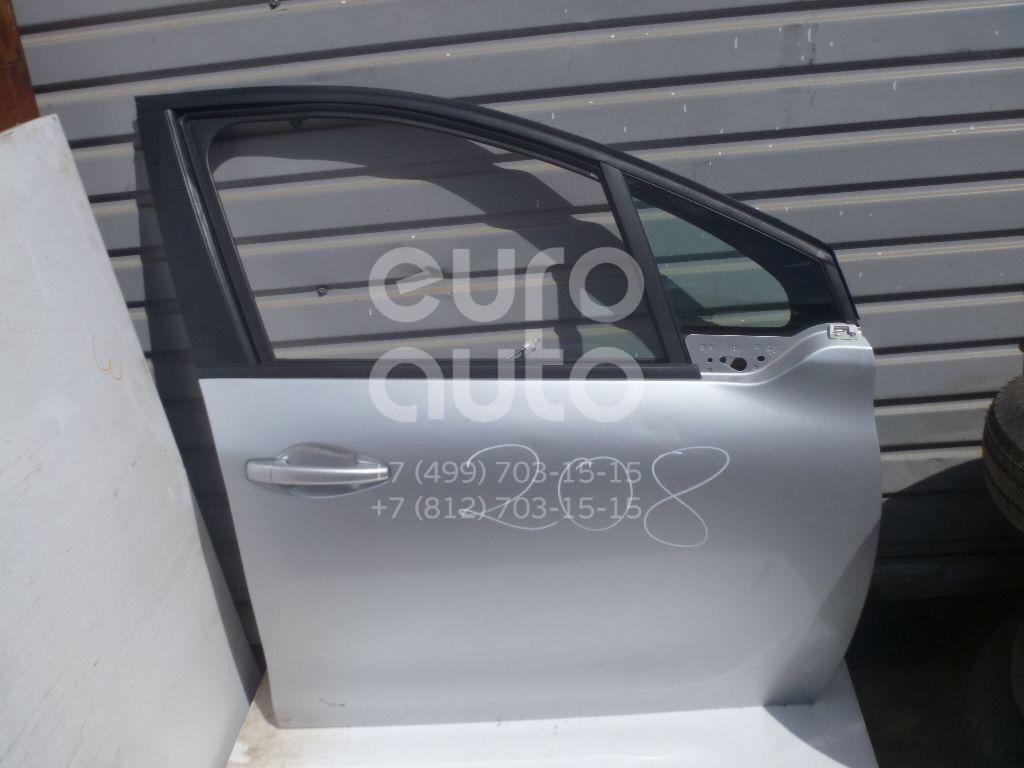 Дверь передняя правая для Peugeot 208 2012> - Фото №1
