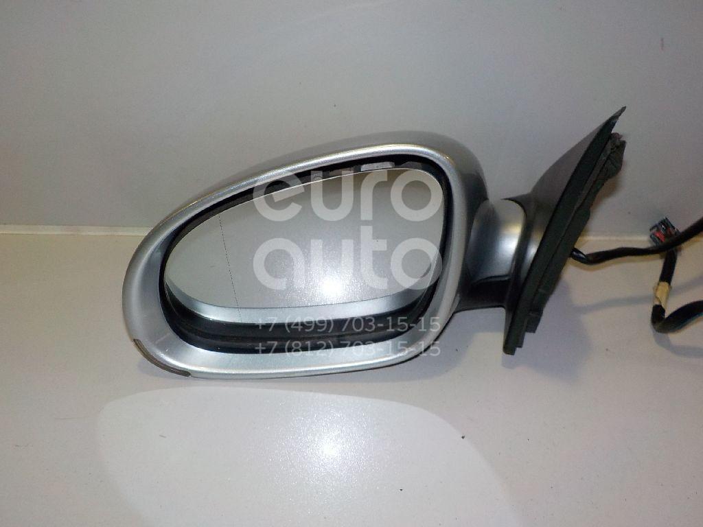 Зеркало левое электрическое для VW Jetta 2006-2011 - Фото №1