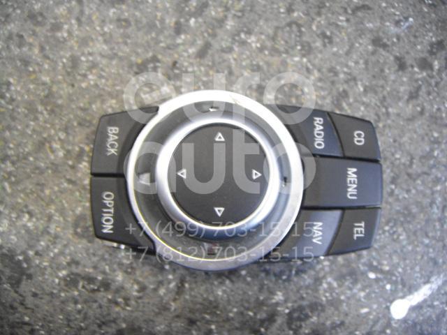 Кнопка многофункциональная для BMW X6 E71 2008-2014;5-серия E60/E61 2003-2009 - Фото №1