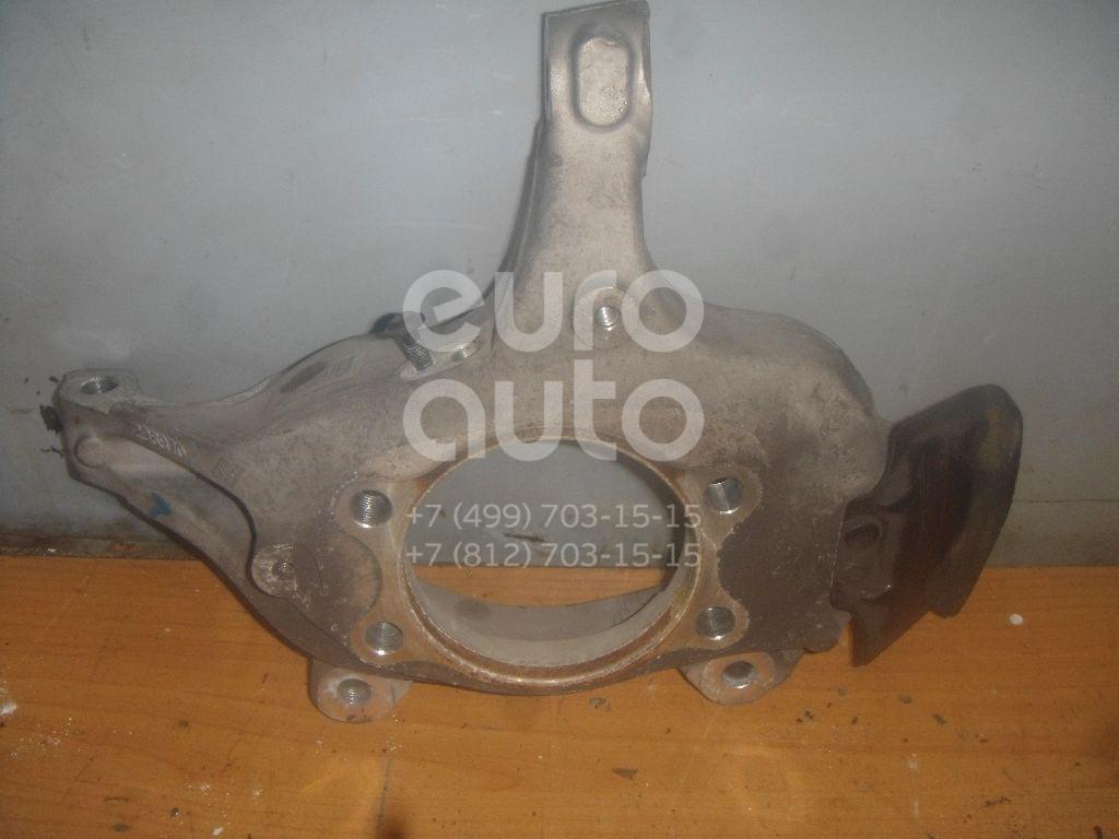 Кулак поворотный передний левый для Renault Laguna III 2008-2015 - Фото №1
