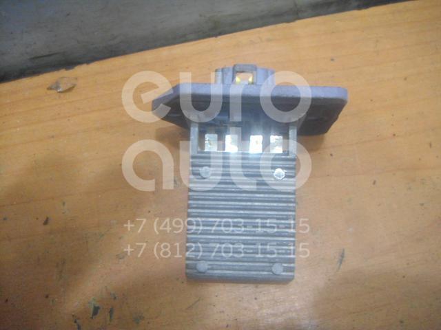 Резистор отопителя для Chevrolet,Opel Captiva (C100) 2006-2010;Antara 2007-2015 - Фото №1