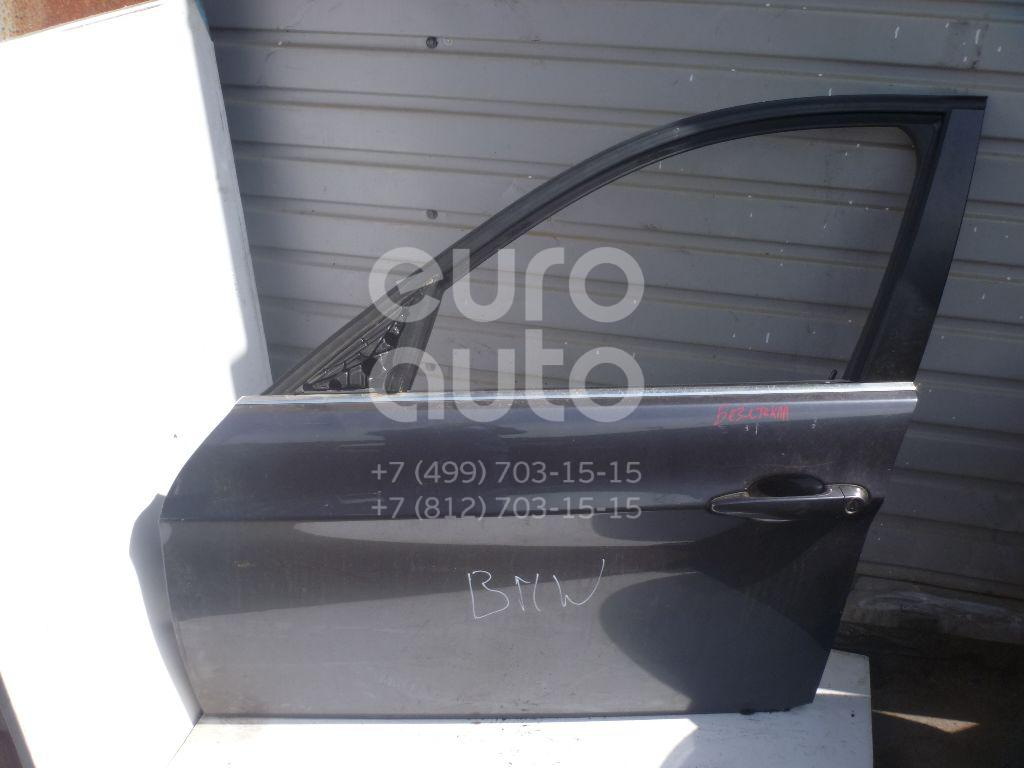 Дверь передняя левая для BMW 3-серия E90/E91 2005> - Фото №1