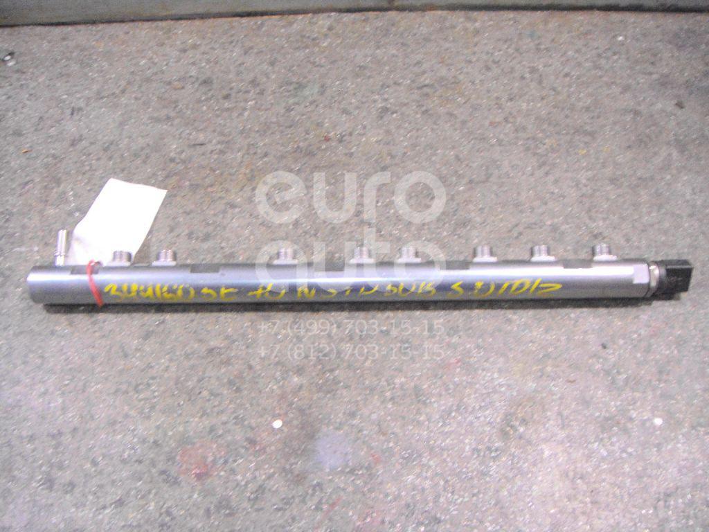 Рейка топливная (рампа) для BMW X5 E70 2007-2013 - Фото №1