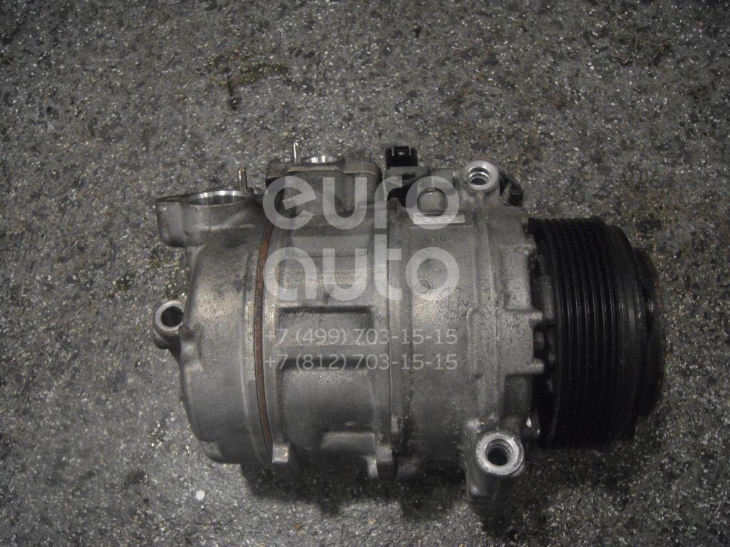 Компрессор системы кондиционирования для BMW X5 E70 2007-2013;GT F07 2008> - Фото №1