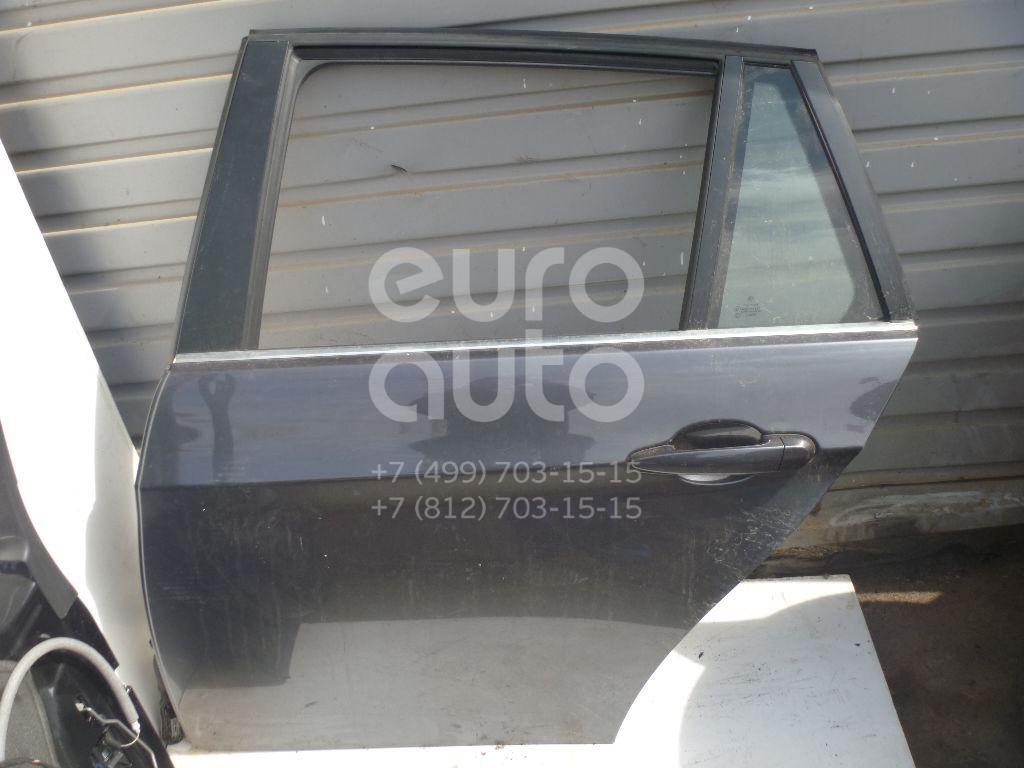 Дверь задняя левая для BMW 3-серия E90/E91 2005-2012 - Фото №1