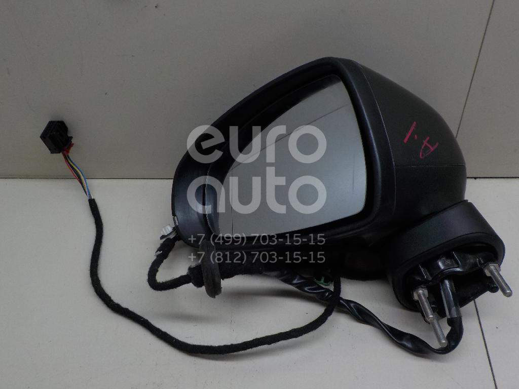 Зеркало левое электрическое для Audi A1 2010> - Фото №1