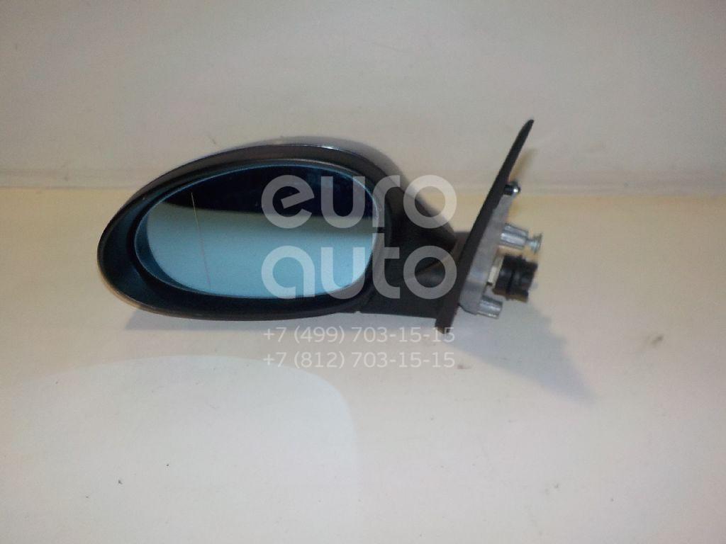 Зеркало левое электрическое для BMW 3-серия E90/E91 2005> - Фото №1