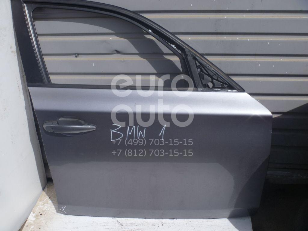 Дверь передняя правая для BMW 1-серия E87/E81 2004-2011 - Фото №1