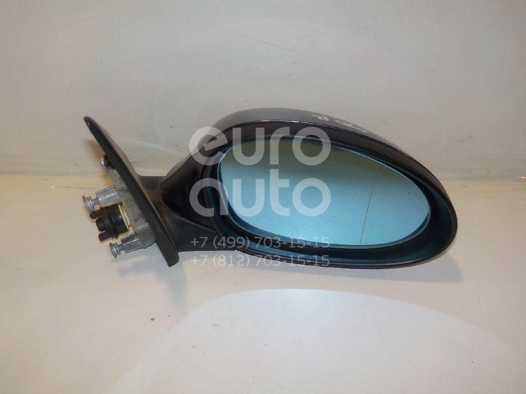 Зеркало правое электрическое для BMW 3-серия E90/E91 2005-2012 - Фото №1