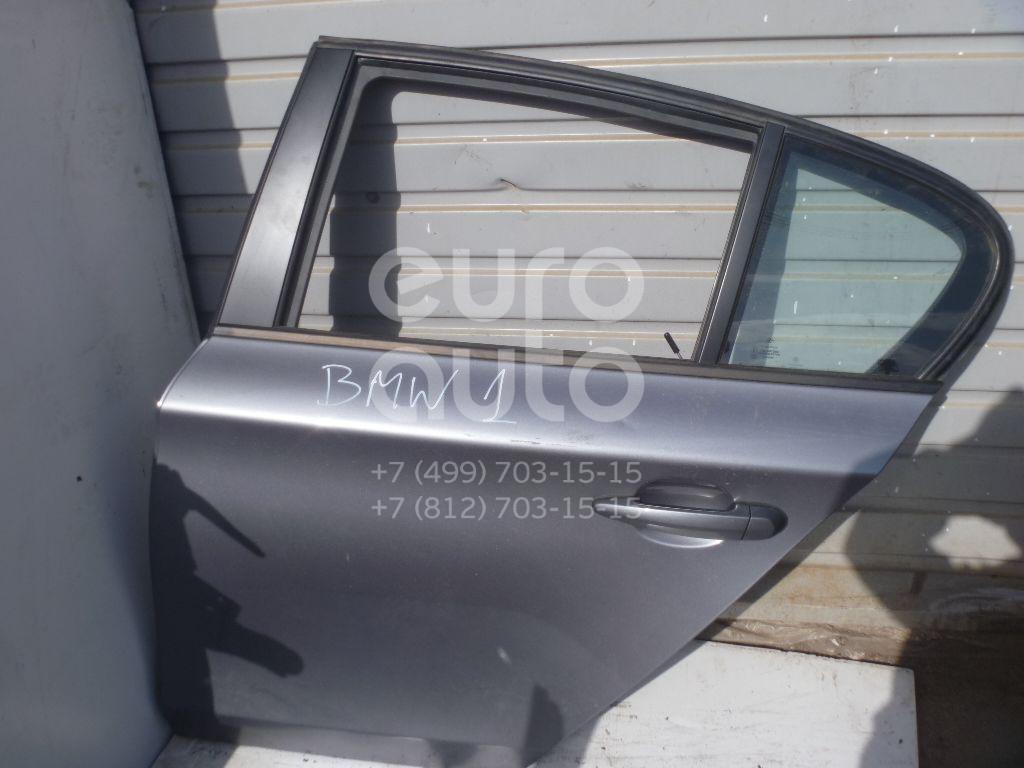 Дверь задняя левая для BMW 1-серия E87/E81 2004-2011 - Фото №1