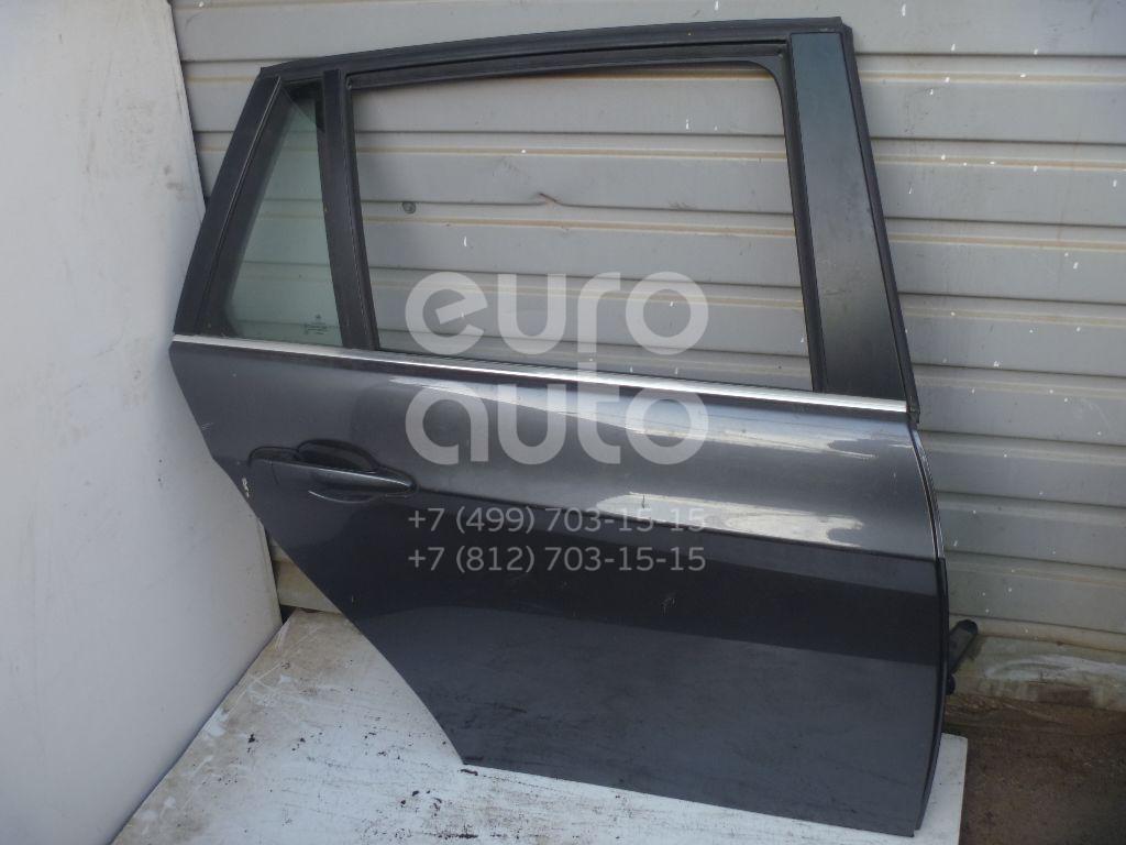 Дверь задняя правая для BMW 3-серия E90/E91 2005> - Фото №1