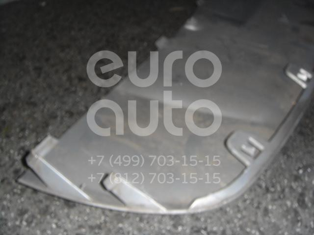 Накладка заднего бампера для BMW X6 E71 2008-2014 - Фото №1