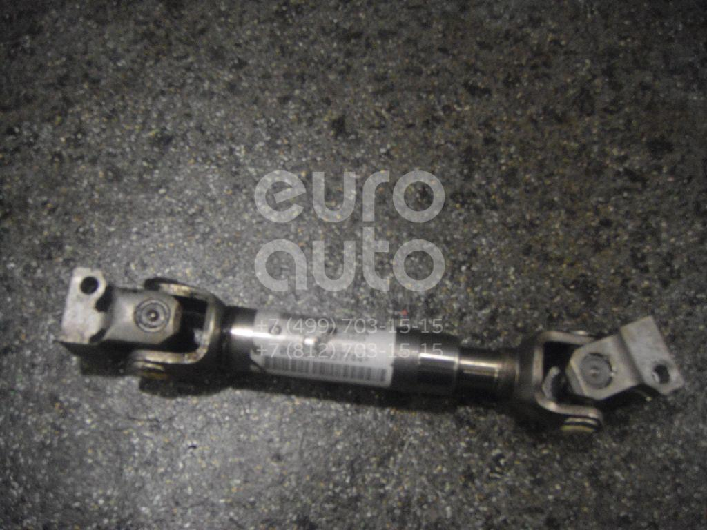 Кардан рулевой для BMW X6 E71 2008-2014;X5 E70 2007-2013 - Фото №1