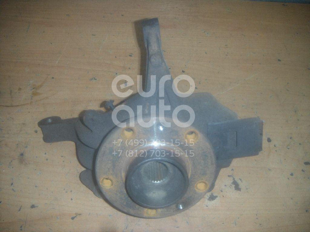 Кулак поворотный передний левый для Renault Megane III 2009>;Fluence 2010>;Scenic 2009> - Фото №1
