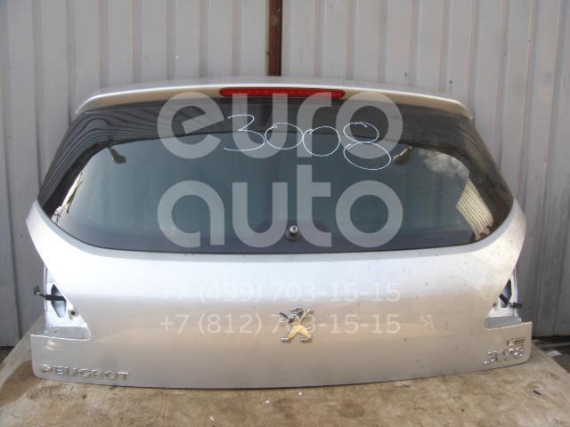 Дверь багажника со стеклом для Peugeot 3008 2010> - Фото №1