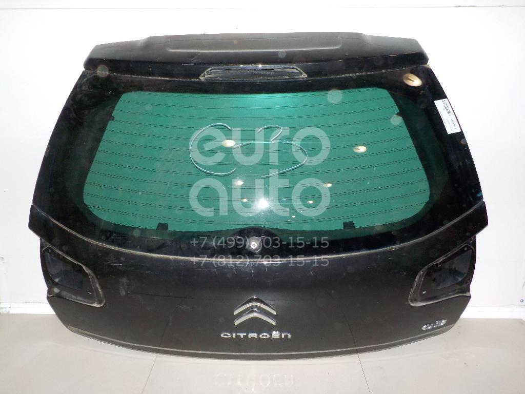 Дверь багажника для Citroen C3 2009-2016 - Фото №1