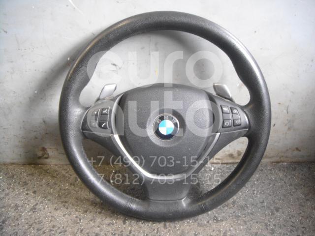 Рулевое колесо с AIR BAG для BMW X6 E71 2008-2014 - Фото №1