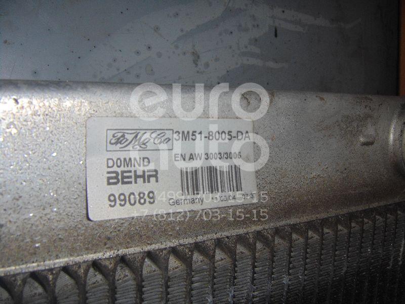 Радиатор основной для Volvo V50 2004-2012 - Фото №1