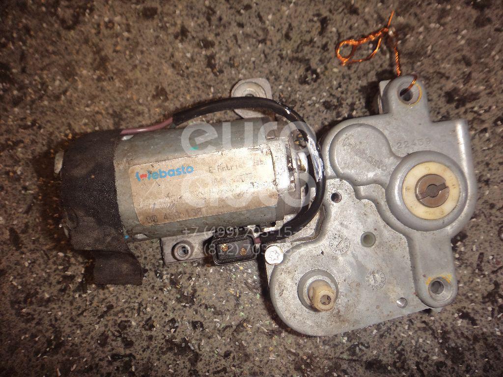 Моторчик люка для Opel Omega B 1994-2003 - Фото №1