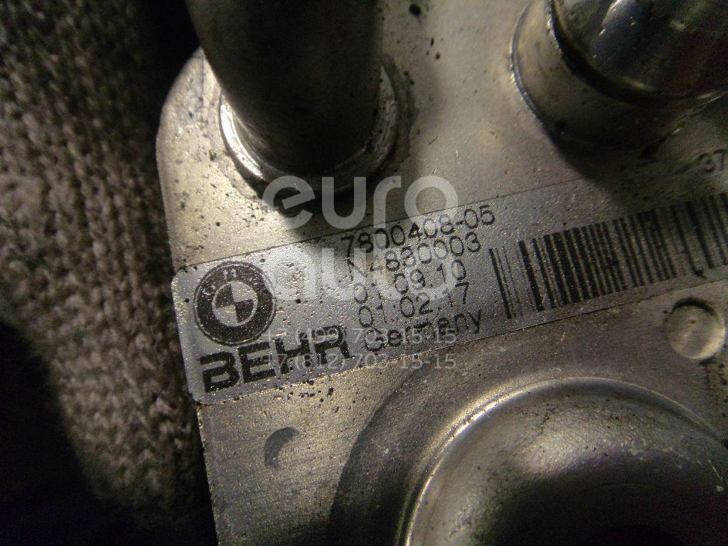 Радиатор (маслоохладитель) АКПП для BMW X6 E71 2008-2014;5-серия F10/F11 2009-2016;X5 E70 2007-2013;3-серия E92/E93 2006-2012;7-серия F01/F02 2008-2015;5-серия GT F07 2009-2016 - Фото №1