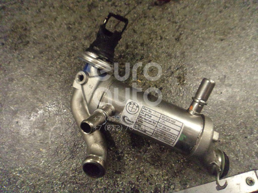 Радиатор системы EGR для BMW X6 E71 2008-2014;X5 E70 2007-2013 - Фото №1