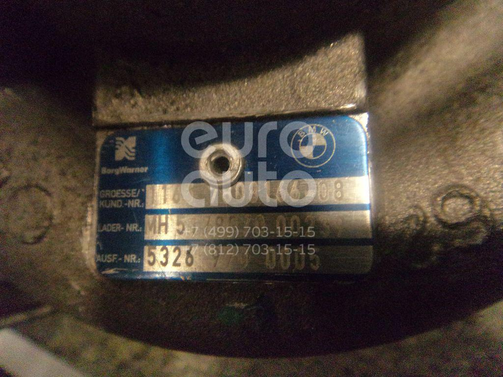 Турбокомпрессор (турбина) для BMW X6 E71 2008-2014;X5 E70 2007-2013 - Фото №1