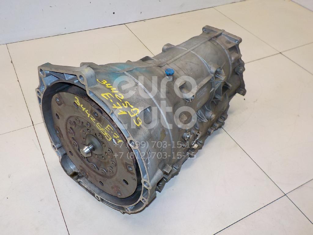 АКПП (автоматическая коробка переключения передач) для BMW X6 E71 2008-2014;X5 E70 2007-2013 - Фото №1