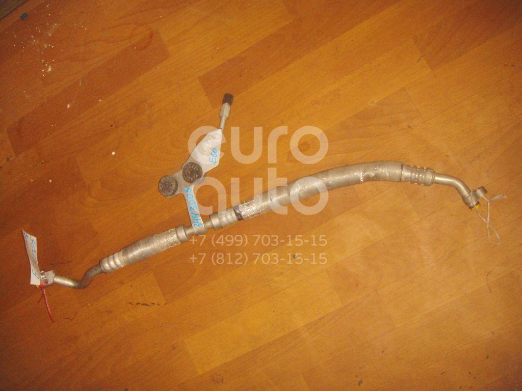 Трубка кондиционера для BMW 5-серия E60/E61 2003-2009 - Фото №1
