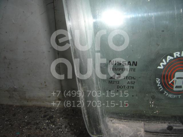 Стекло двери передней правой для Nissan Maxima (A32) 1994-2000 - Фото №1