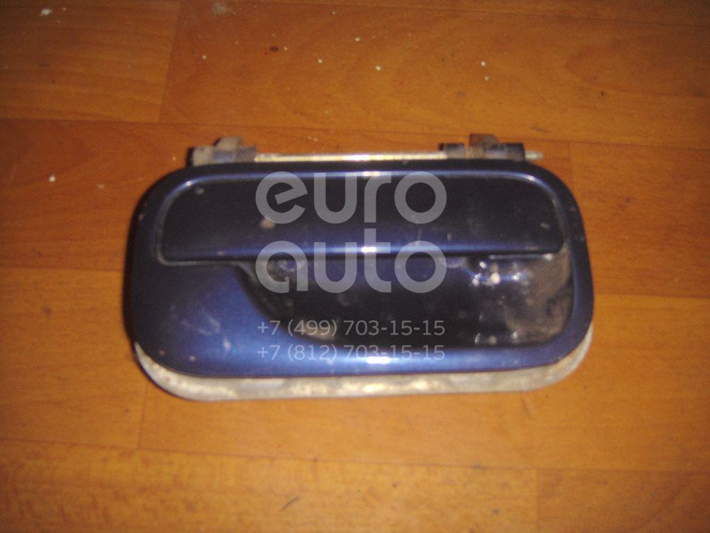 Ручка двери задней наружная правая для Opel Vectra B 1995-1999;Vectra B 1999-2002 - Фото №1