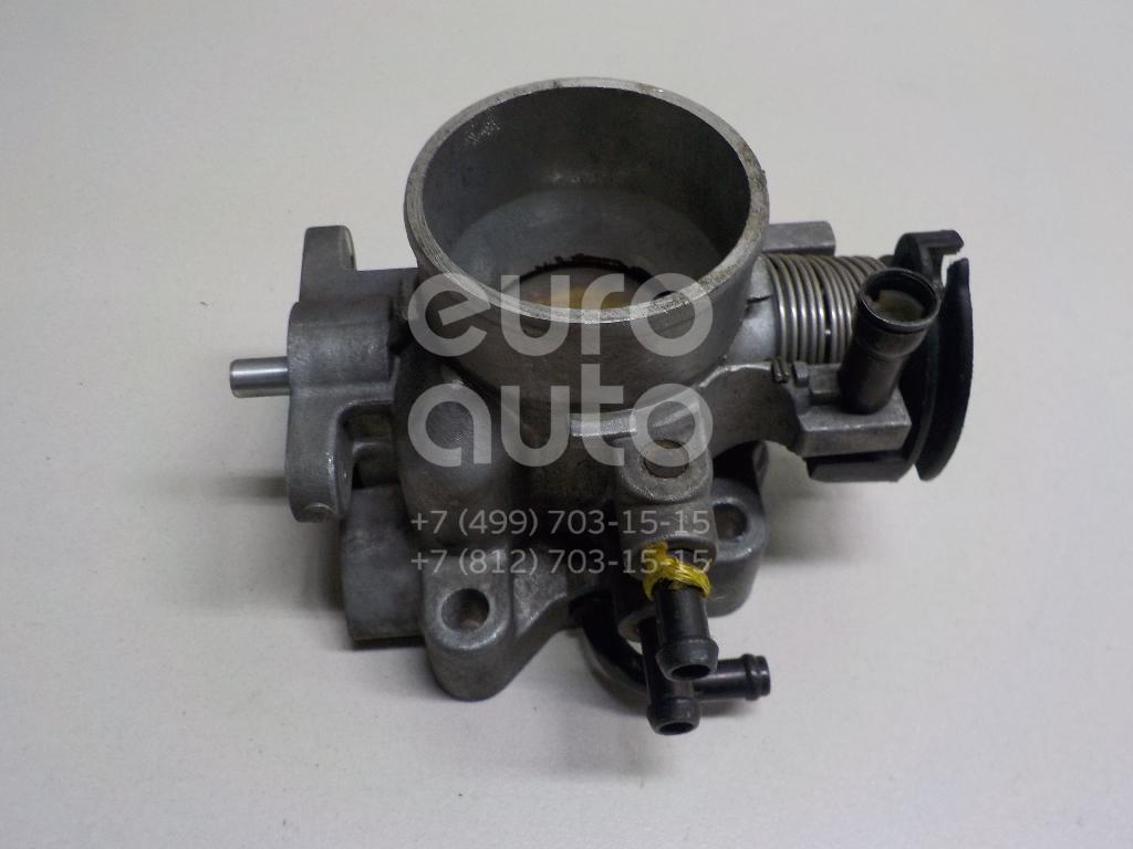 Заслонка дроссельная механическая для Hyundai Accent II (+ТАГАЗ) 2000-2012 - Фото №1