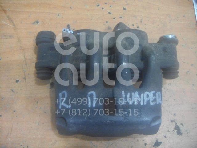 Суппорт передний правый для Fiat Jumper 2006>;Boxer 2006>;Ducato (НЕ ЕЛАБУГА!!!) 2006> - Фото №1
