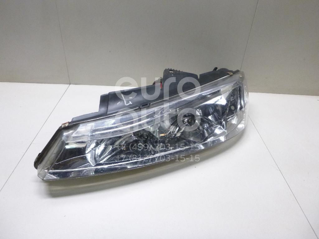 Фара левая для Peugeot 406 1999-2004 - Фото №1