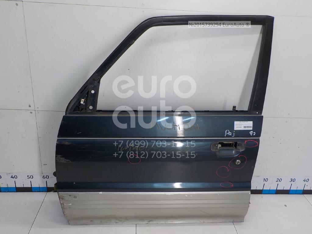 Дверь передняя левая для Mitsubishi Pajero/Montero II (V1, V2, V3, V4) 1991-1996 - Фото №1