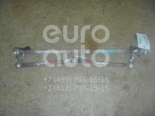 Трапеция стеклоочистителей для Chevrolet Aveo (T250) 2005-2011 - Фото №1
