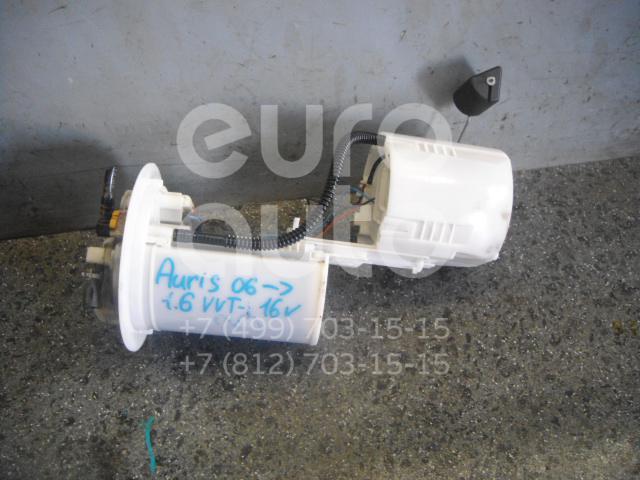 Насос топливный электрический для Toyota Auris (E15) 2006-2012;Corolla E15 2006-2013 - Фото №1