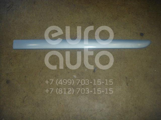 Молдинг передней правой двери для Citroen C5 2001-2005 - Фото №1