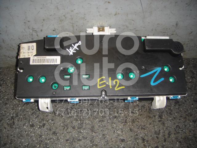 Панель приборов для Toyota Corolla E12 2001-2006 - Фото №1