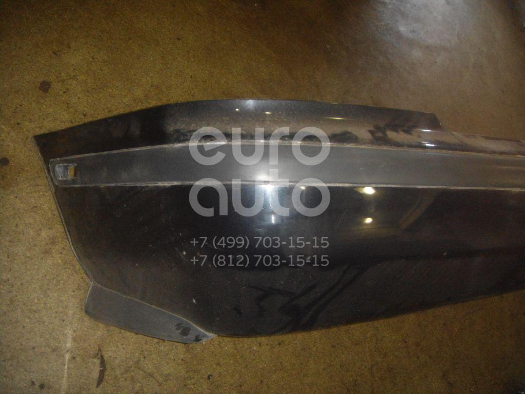Бампер задний для Volvo S40 2001-2003 - Фото №1