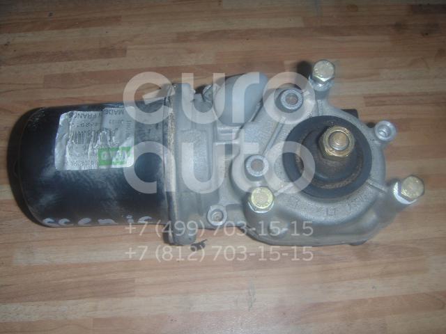 Моторчик стеклоочистителя передний для Renault Scenic 2003-2009 - Фото №1