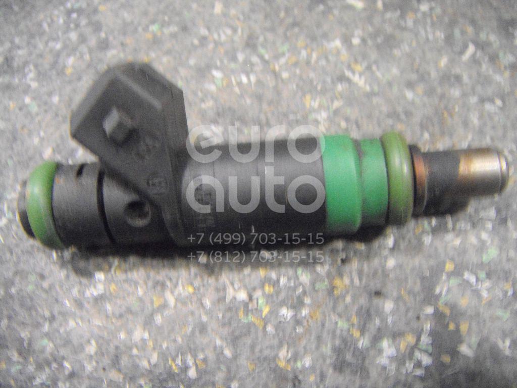 Форсунка инжекторная электрическая для Ford Focus I 1998-2005;Focus II 2005-2008;Fiesta 1995-2000;Puma 1997-2002;Fusion 2002-2012;C-MAX 2003-2011;Fiesta 2001-2008;Mondeo IV 2007-2015;Focus II 2008-2011;Fiesta 2008>;B-MAX 2012> - Фото №1