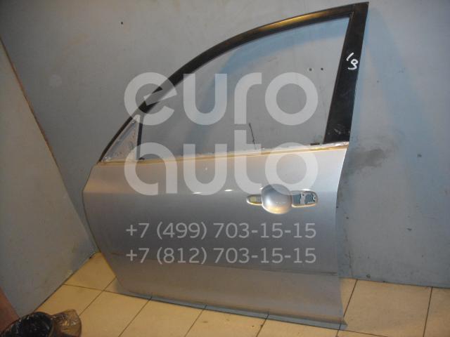 Дверь передняя левая для Mazda Mazda 3 (BK) 2002-2009 - Фото №1