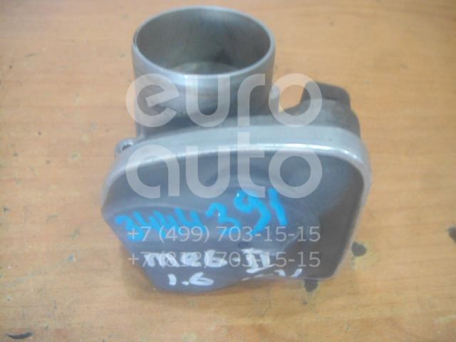 Заслонка дроссельная электрическая для Renault Megane II 2002-2009;Scenic 2003-2009;Clio III 2005-2012;Laguna III 2008-2015 - Фото №1