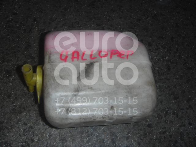 Бачок расширительный для Hyundai Galloper II (JKC4) 1998-2003;Galloper I 1991-1998 - Фото №1