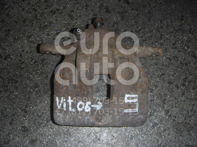 Суппорт передний левый для Suzuki Grand Vitara 2006>;Vitara/Sidekick 1989-1999;Grand Vitara 1998-2005 - Фото №1