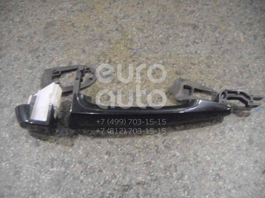 Ручка двери передней наружная левая для BMW 3-серия E92/E93 2006-2012 - Фото №1