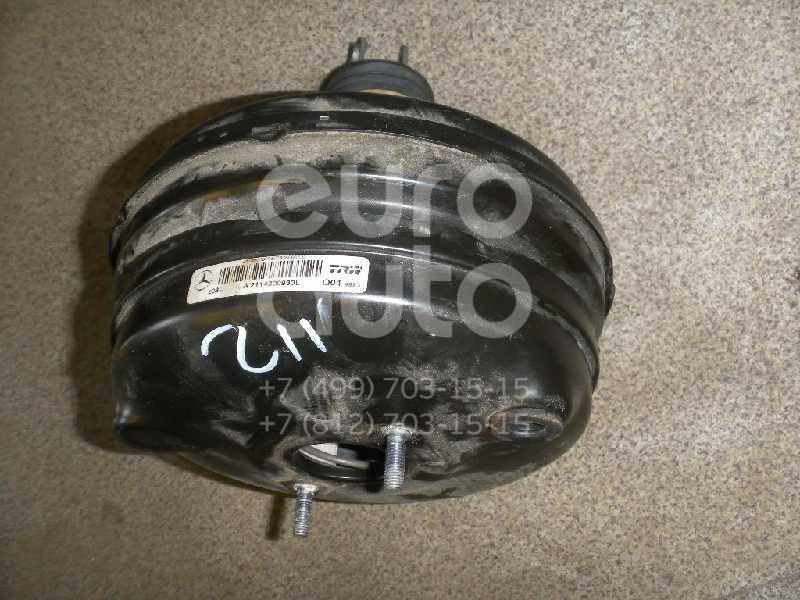 Усилитель тормозов вакуумный для Mercedes Benz W211 E-Klasse 2002-2009 - Фото №1